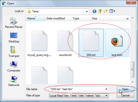 Convert HTML/TXT/MHT file to image - ACA HTML to Image